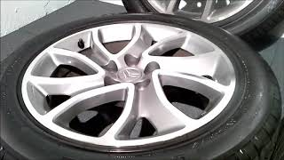 Citroen C Crosser Mitsubishi Outlander 2 Michelin 18