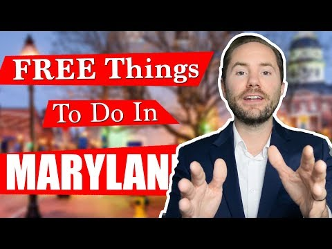 Top 10 Free Things To Do In Maryland