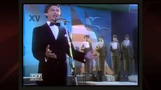 """""""Ostatnia szarża"""" - pod Borujskiem. Śpiewa - Adam Wojdak. Kawaleria polska. Ułani. Złoty pierścień."""