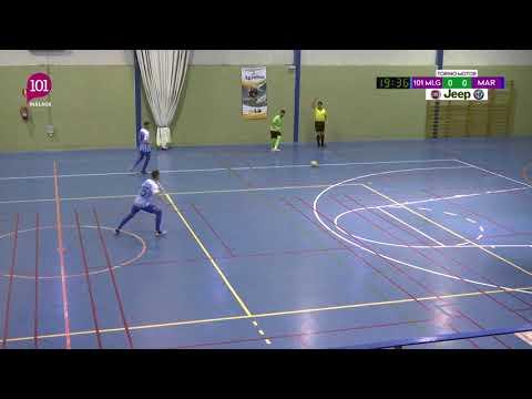 Futbol Sala | CD Kiosko Luis Marin vs 101TV MCF Futsal (5 5)