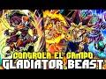 ¡GLADIATOR BEAST IS BACK! | ¿Anti Fur Hire? | Yu-Gi-Oh! Duel Links