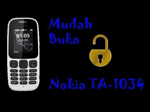Full Download] Hapus Kunci Kode Nokia 105 Ta 1034
