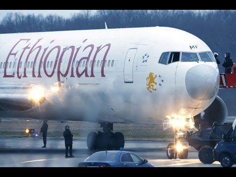 Ethiopian Airlines hijack: Co-pilot accused of hijacking plane, arrested: Daily Headlines