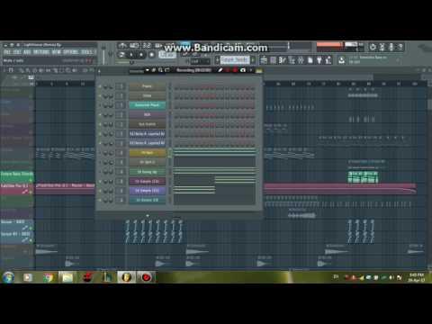 Nicky Romero - Lighthouse (RamX Remix) Flp Walkthrough