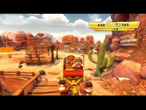 Toy Box Mode - Toy Story 3
