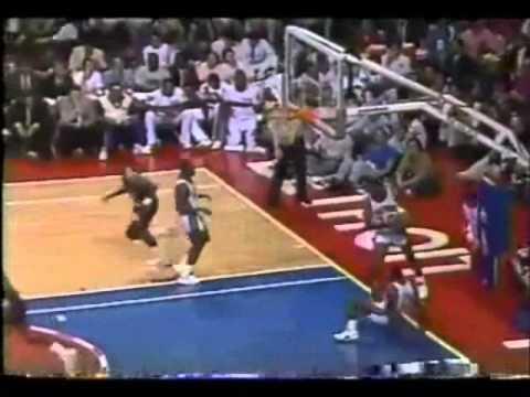Clyde Drexler highlights