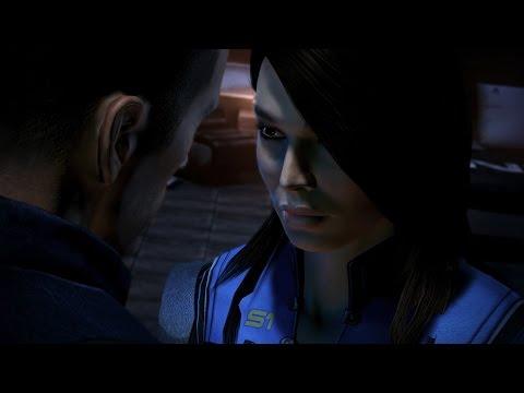 Mass Effect 3 (Male Paragon) - 326 - Act 3 - Shepard & Ashley |