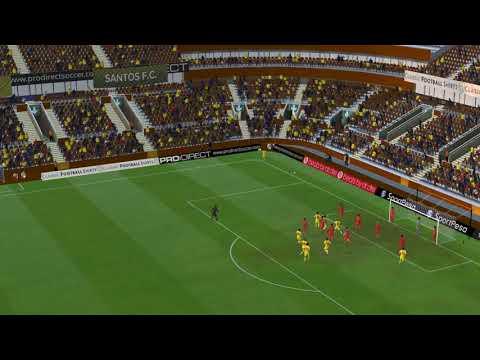 Santos F.C. 3-1 Highlands Park - Match Highlights