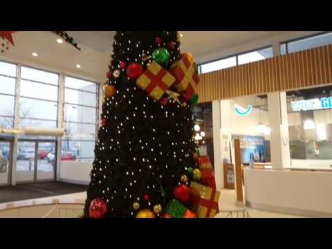 Christmas at White Rose Shopping Centre - Christmas At White Rose Shopping Centre - YouTube