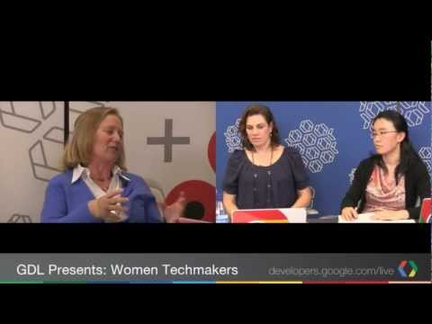 GDL Presents: Women Techmakers with Diane Greene