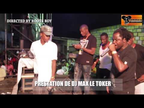PRESTATION DE DJ MAX LE TOKER AU CONCERT LIVE DE DJ LEO AU NPA