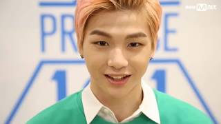 Wanna One - 9 Minutes Of Kang Daniel's Cuteness