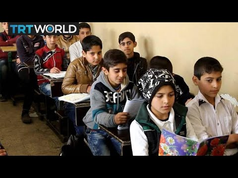 Mosul Retaken: Rebuilding schools key to rehabilitation