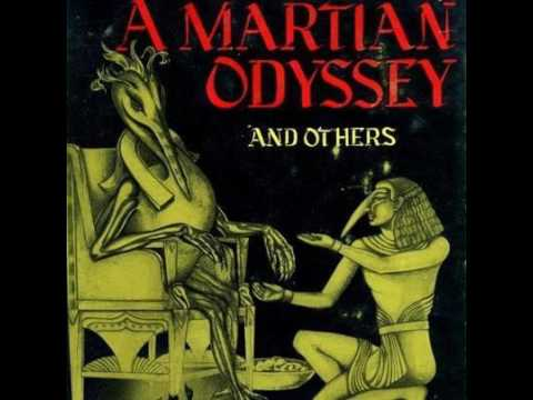 A Martian Odyssey - Stanley G. Weinbaum (Audiobook)