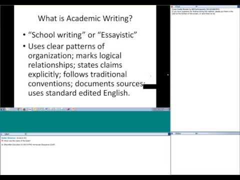 Teaching Academic Writing in the Digital Age with Andrea Lunsford