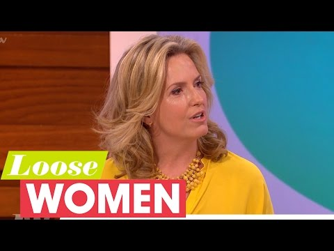 Penny Lancaster Opens Up About Her And Rod's Decision To Have Children | Loose Women