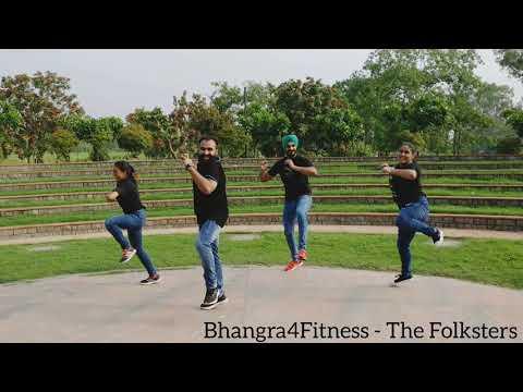 Dhol Wajea - Bhangra4fitness | Parmish Verma | Desi Crew | Dance Cover | Latest Punjabi Song 2018