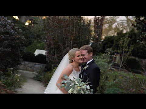 Margot & James Oatlands Plantation Wedding Video in Virginia