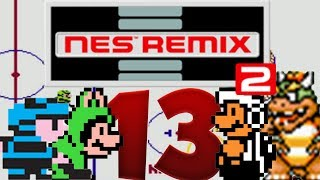 Let's Play NES Remix 2 Part 13: Ice Hockey
