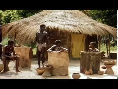 Мурси Племя в Африке живой природе