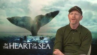 In The Heart Of The Sea: Hmv.com Talks To Director Ron Howard