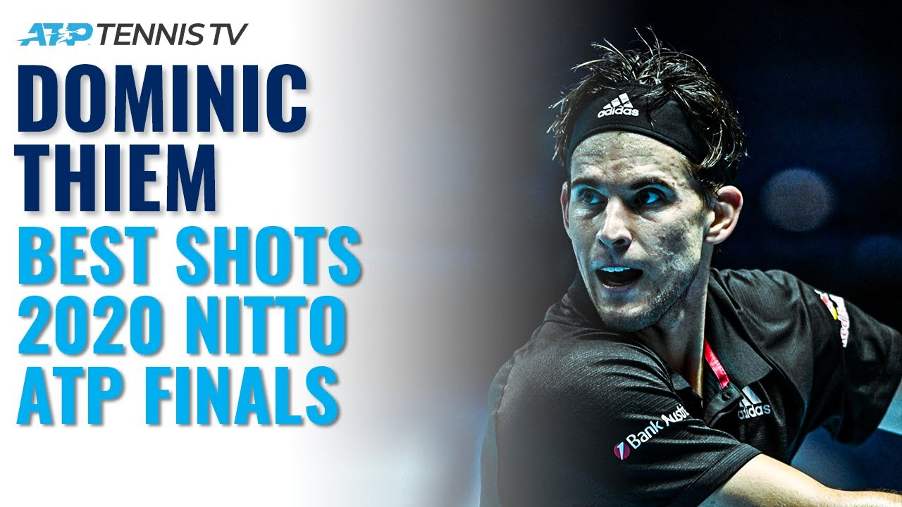Dominic Thiem: 2020 Nitto ATP Finals Highlights