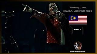 Michael Jackson - Beat It - Live Kuala Lumpur 1996 - HD