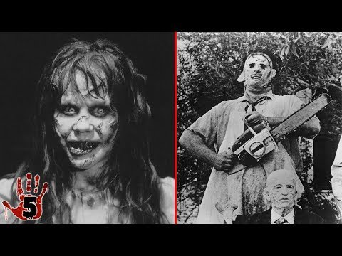 Top 5 Scariest Horror Movies You Shouldn't...