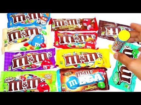 Thumbnail: A lot of Candy by M&M's Countdown Review
