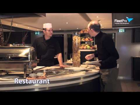 Sous Chef Job aboard a River Cruise Ship of FleetPro - presented by backup jobs agency