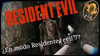 Resident Evil 1 FAN GAME- En Primera Persona-ESPAÑOL😄😄RE7MAKE