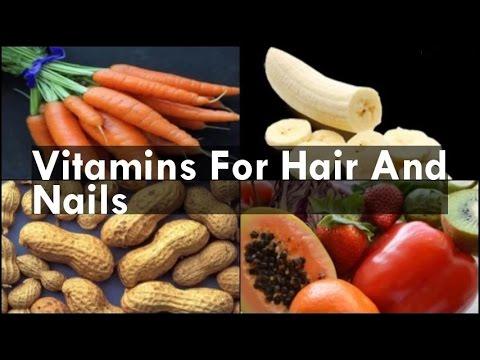 Hair Growth Vitamins Food 21