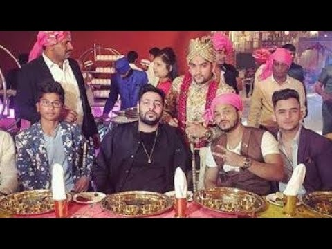 Fazilpuria wedding | Special guest Honey Singh , Badshah, Primish verma etc.