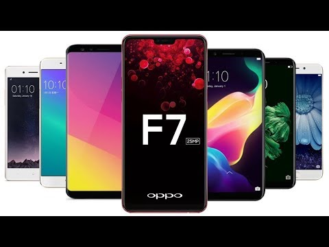 Every Oppo F COMMERCIAL!