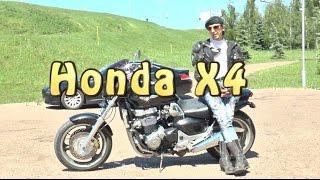 honda x4- Обзор