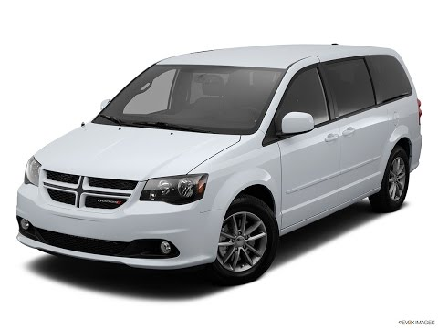 2014 Dodge Grand Caravan R/T Review