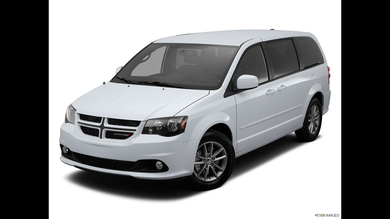 2014 Dodge Grand Caravan R/T Review - YouTube
