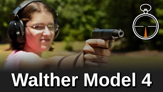 Minute of Mae: German Walther Model 4