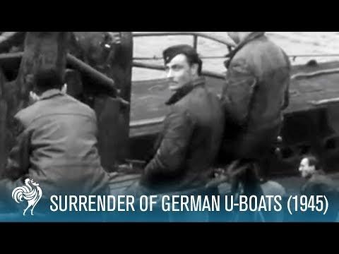 Surrender Of German U-Boats (1945)