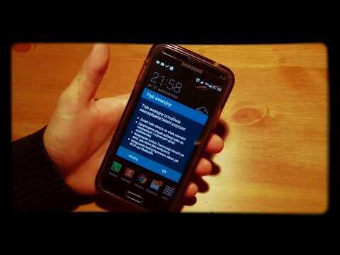Tryb Awaryjny Samsung