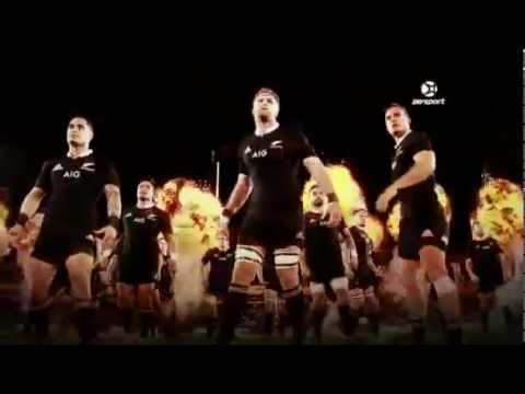"""All Black Rugby Motivation """"So you wanna beat the All Blacks?"""""""