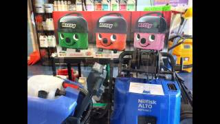 Numatic Repairs Floor Polishers Henry Hoover Spares and Repairs