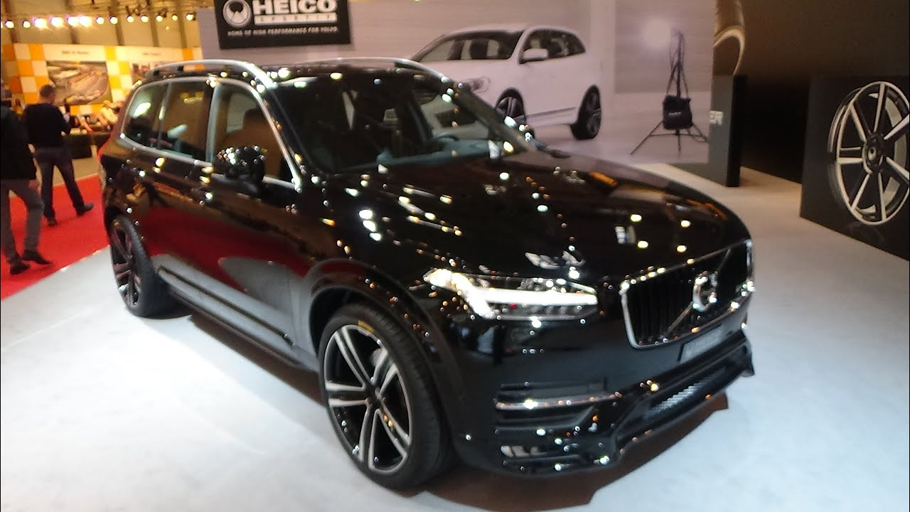 2016 Volvo Xc90 D5 Awd By Heico Sportiv Exterior And