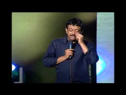 Ram Gopal Speech   Satya 2 Audio Launch