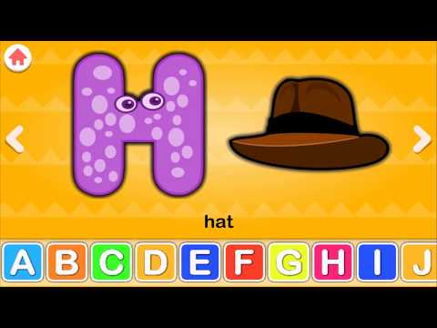 Alphabet For Kids Learning Game - ABC Learning On Android - Google Play Promo Video