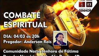 Anderson Reis - Combate Espiritual