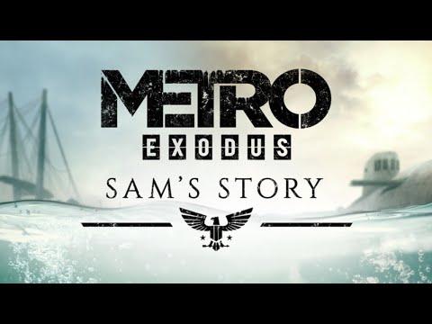 Metro exodus История сэма PS4