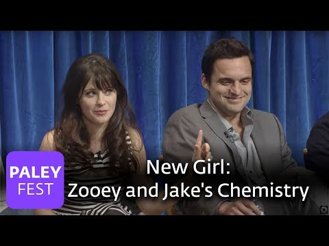 New Girl  The Writers on Zooey and Jake's Chemistry on and off Screen
