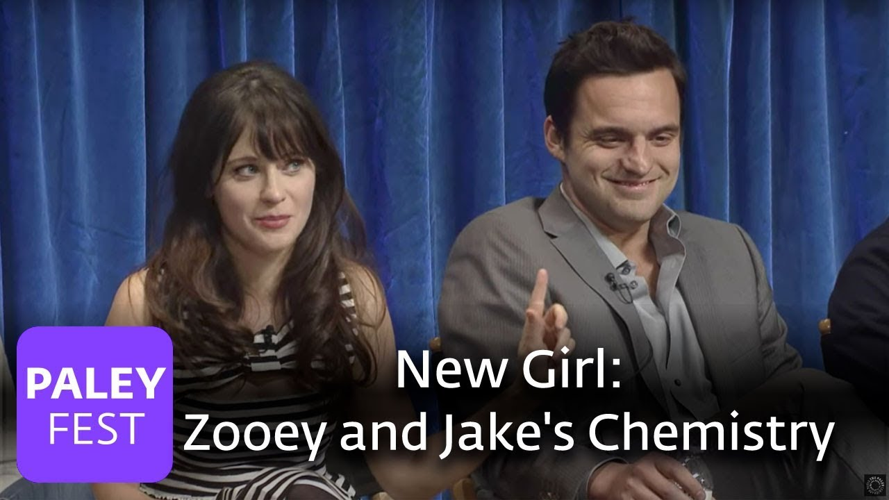 Download New Girl - The Writers on Zooey and Jake's Chemistry on and off Screen