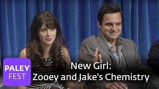 New Girl - The Writers on Zooey and Jake's Chemistry on and off Screen